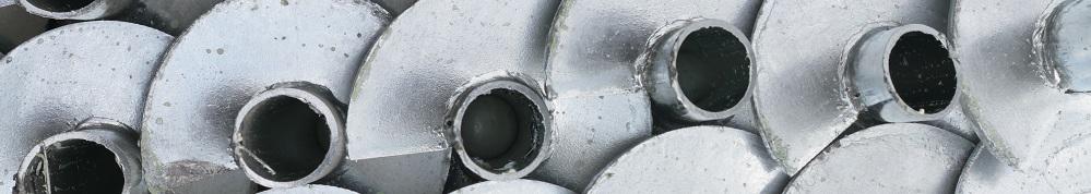 Pieux Vistech tube en acier galvanisé pour fondation